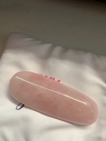 Rose Quartz  Clitoris Wand