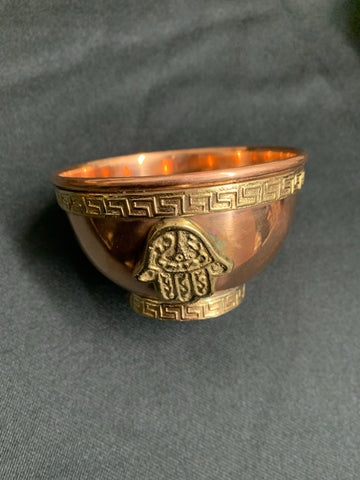 Hamsa Offering Bowl
