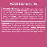 Mango Sour Belts