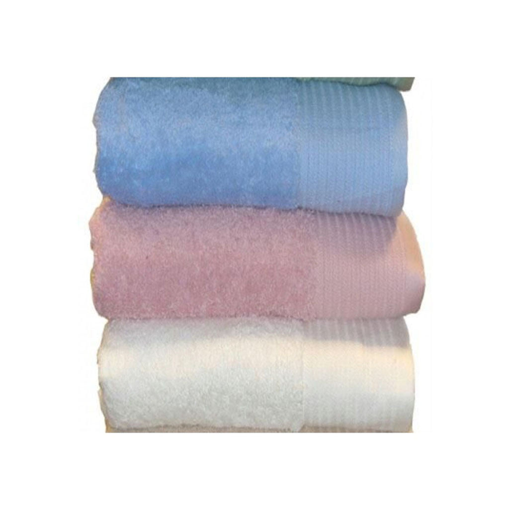 Set Of 3 Large Size Cotton Towels