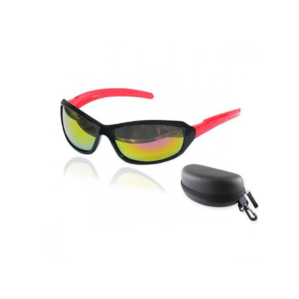 Sporty Biker Sunglasses