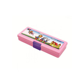 Hy School Printed Pencil Box