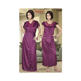 Set Of 2 Ladies Night Wear M.No 14
