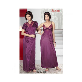 Set Of 2 Ladies Night Wear M.No 17