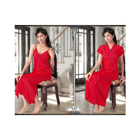 Set Of 2 Ladies Night Wear M.No 18