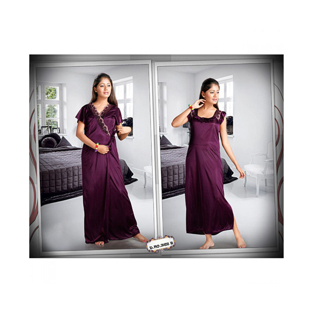 Set Of 2 Ladies Night Wear M.No 43