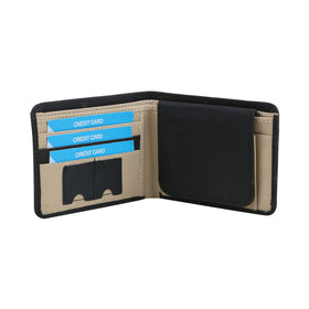 Men's Wallet (MNGW201-BK)