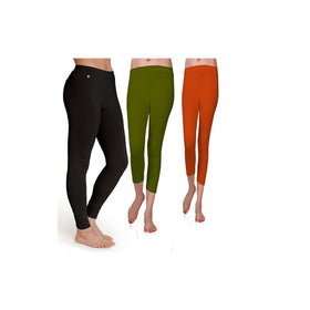 Women'S Cotton Leggings Wcl17