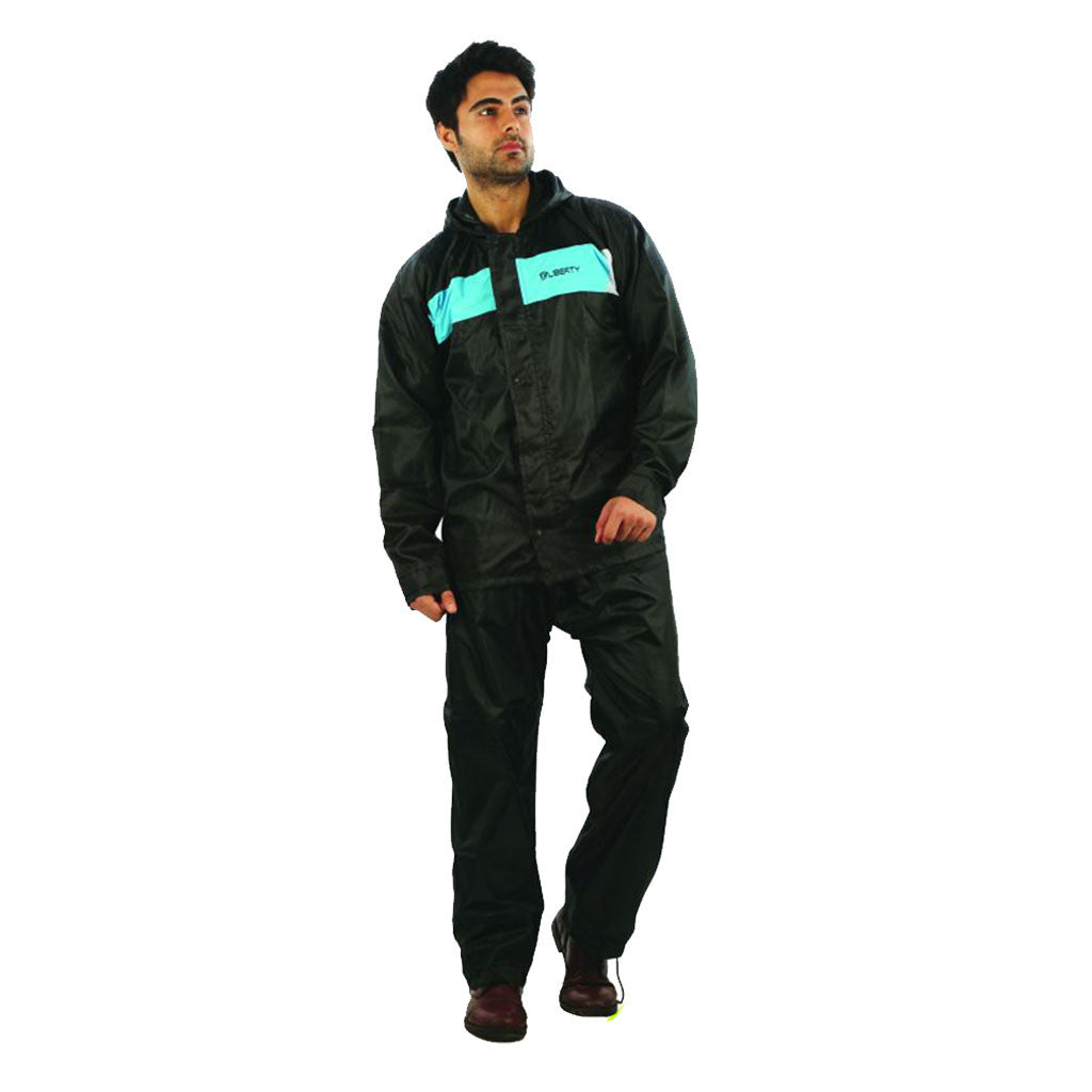 Mens Arrw Reversible Rain Suit