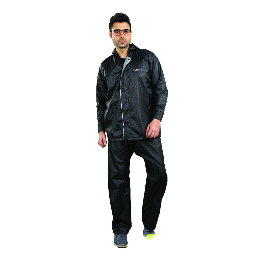 Mens Bluff Reversible Rain Suit