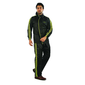 Mens Glbus Reversible Rain Suit