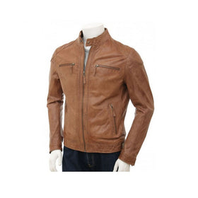 Leather Jacket M.No 3
