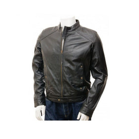 Leather Jacket M.No 4