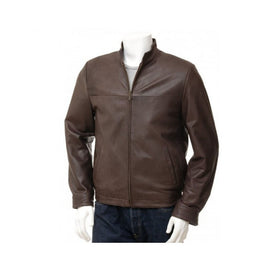 Leather Jacket M.No 6