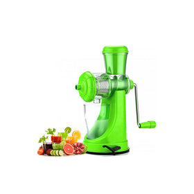 Grahakji Light Green Manual Juicer