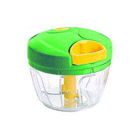 Vegetable Cutter, Chopper, Blender Mini & Powerful Hand Held (375 Ml)