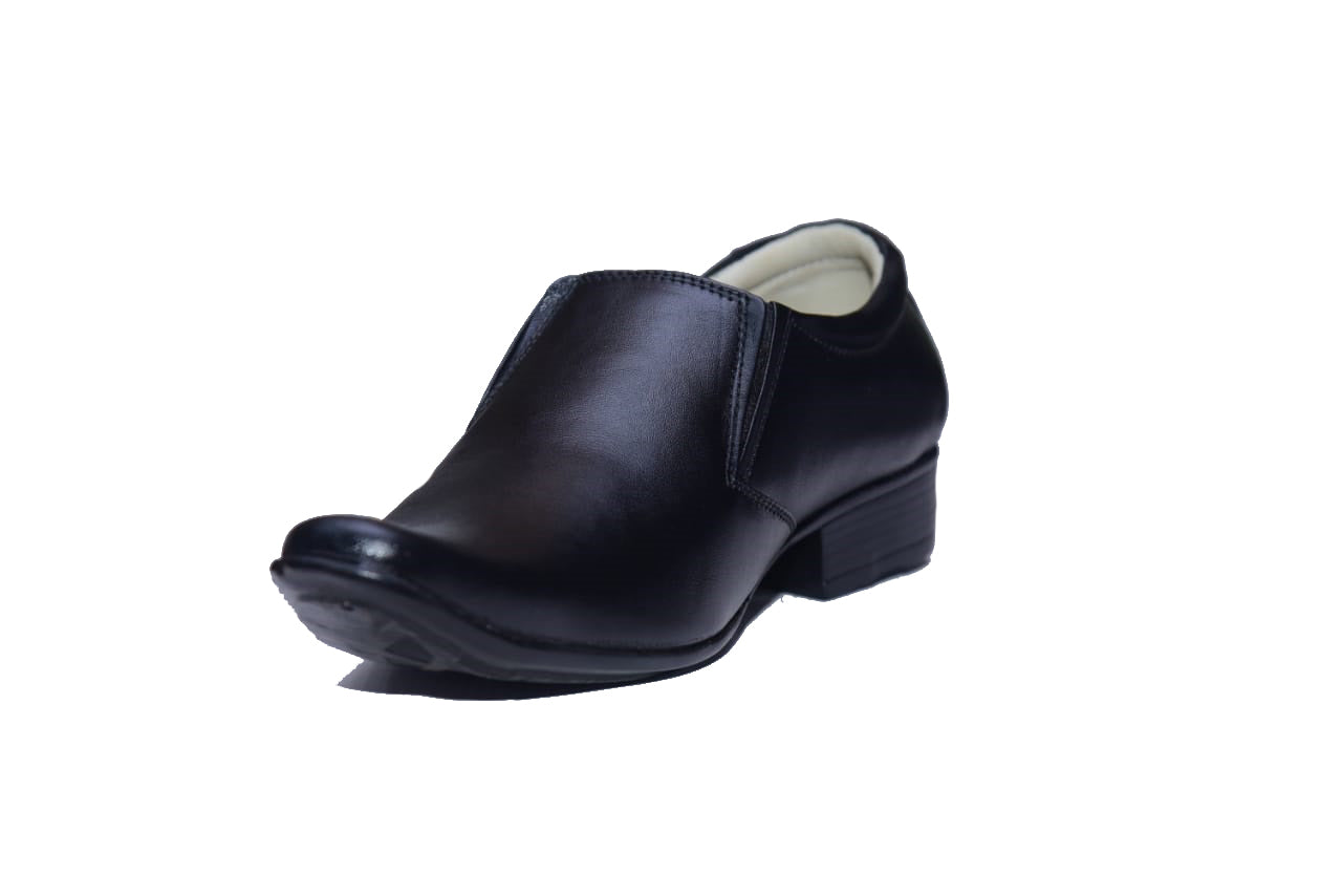 Men Genuine Leather Formal Slip-on Shoes