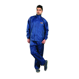 Mens Reversible Rain Suit Polo tapping