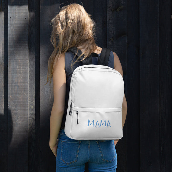 Mom on the go backpack
