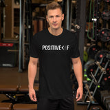 Advice First POSITIVE AF Men's T Black