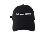 Opinions Don't Matter Hat