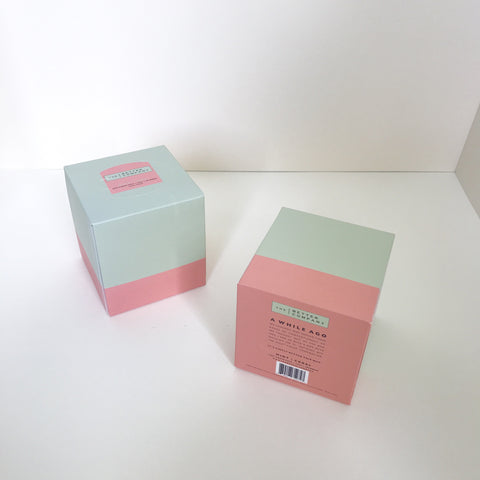 Mint | Coral ( Price for 4 tissue boxes)