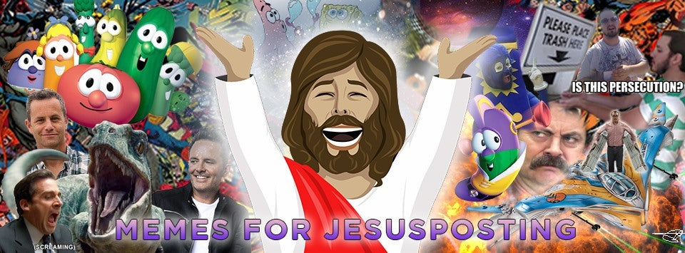 Introducing: Memes For Jesusposting