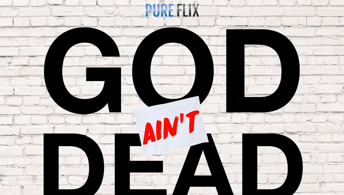 """God's Not Dead"" Urban Spin-off Announced: ""GOD AIN'T DEAD"""