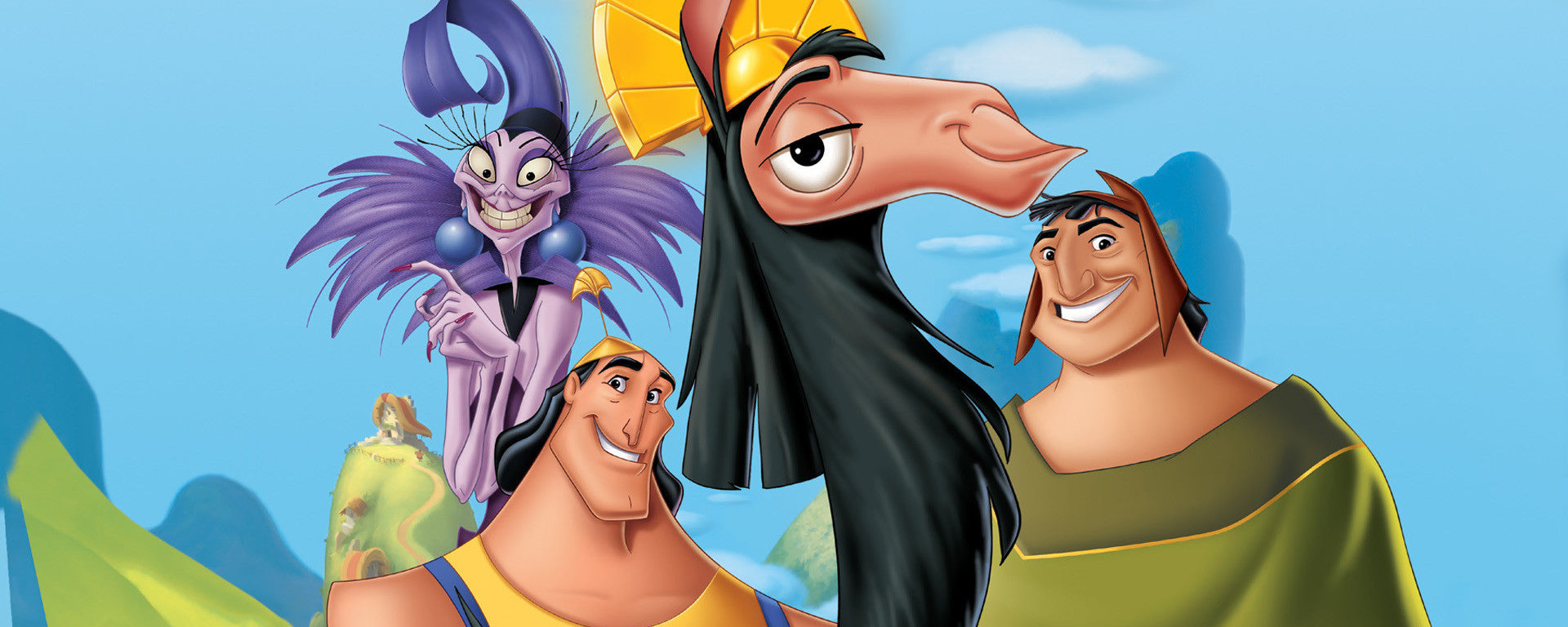 Memeing at the Movies: The Emperor's New Groove