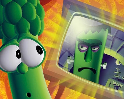"Memeing through VeggieTales: ""Where's God When I'm S-Scared?"""