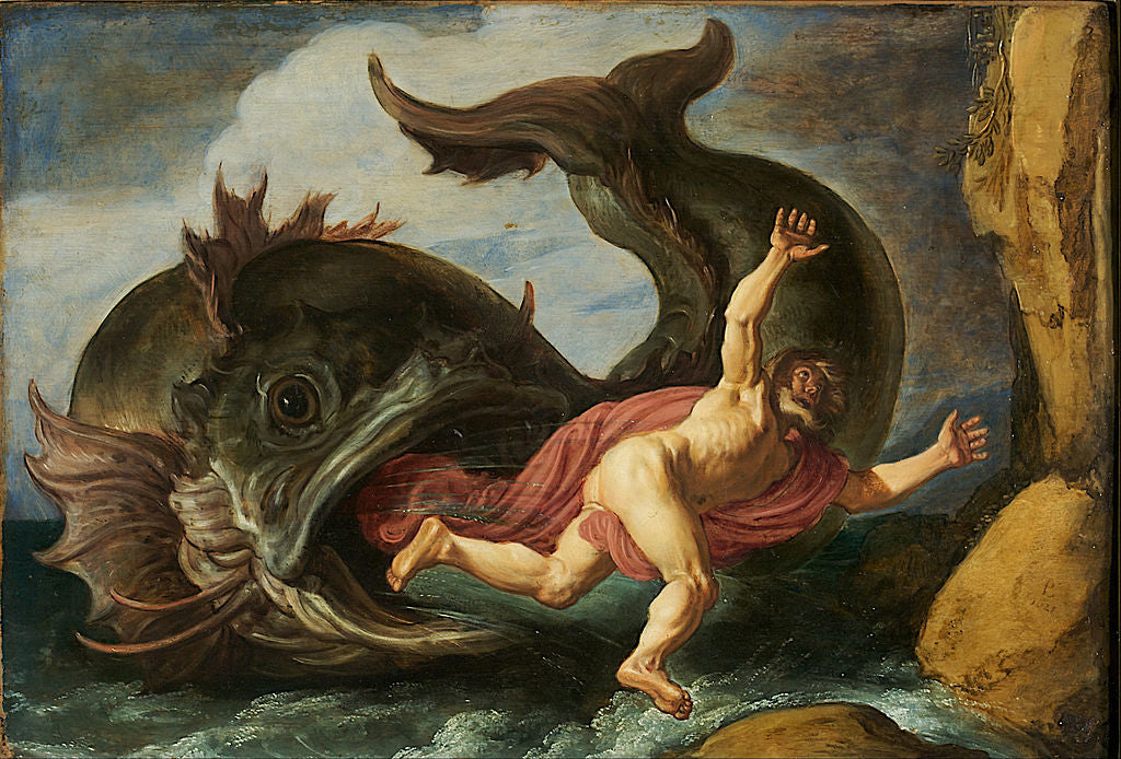Bible Character Dating Profiles: Jonah