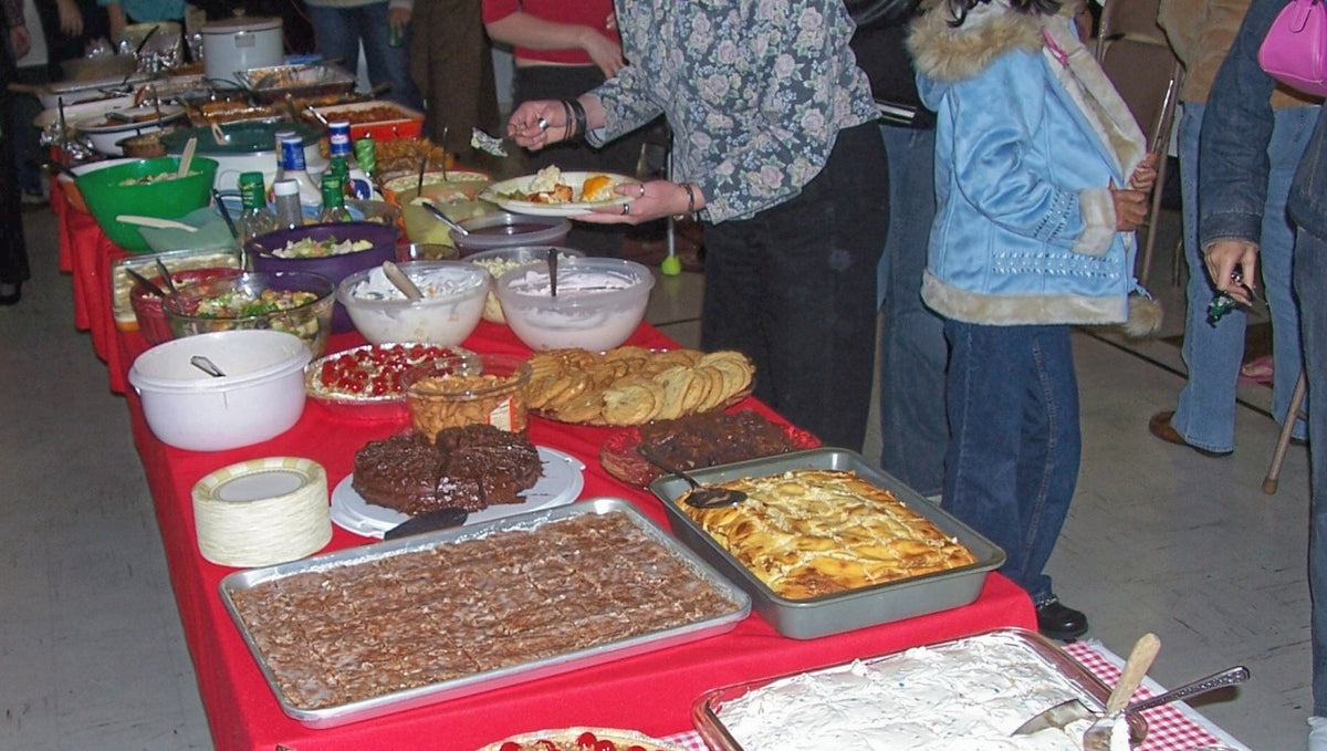 10+ Insanely Weird Church Potluck Dishes