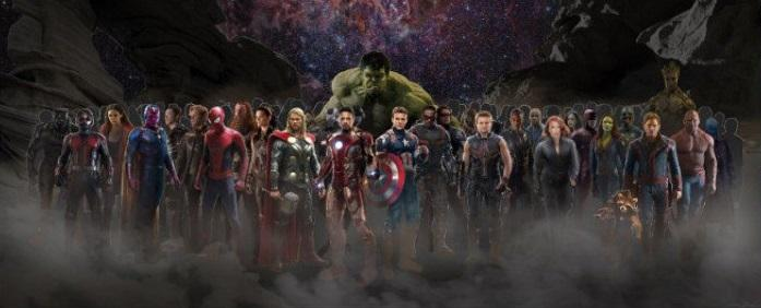 The Avengers Squad of The Old Testament