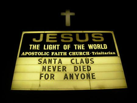 20 Hilarious Church Signs