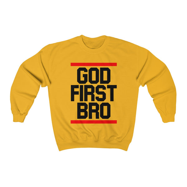 God First Bro Sweatshirt