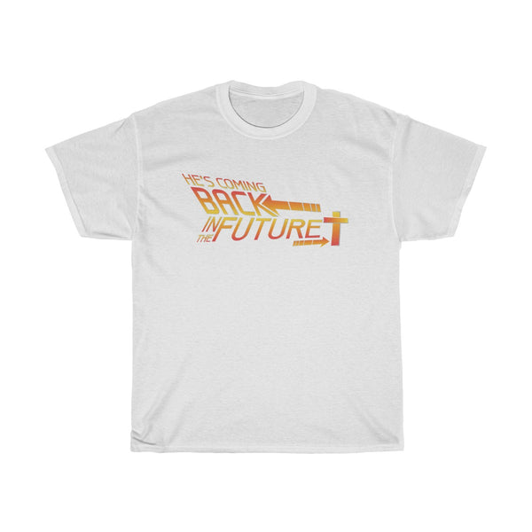 Coming Back In The Future T-Shirt
