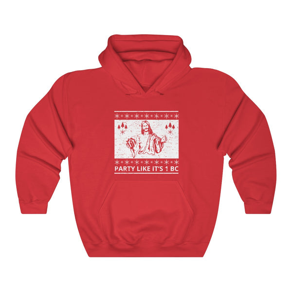 Party Like It's 1 BC Hoodie