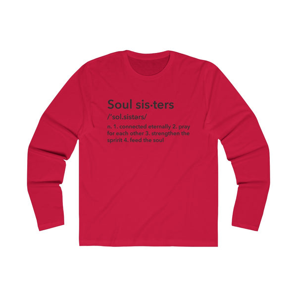 Soul Sisters Long Sleeve