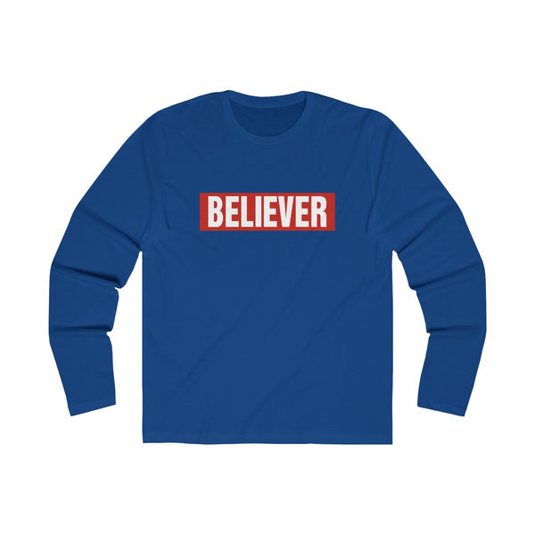 Believer Long Sleeve T-Shirt