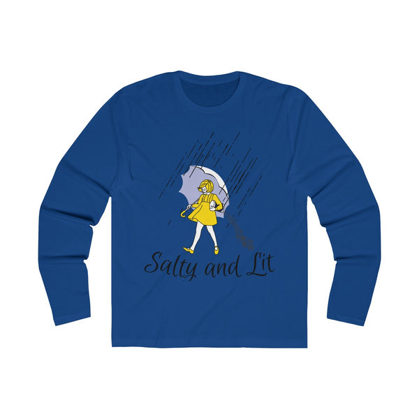 Salty and Lit	Long Sleeve