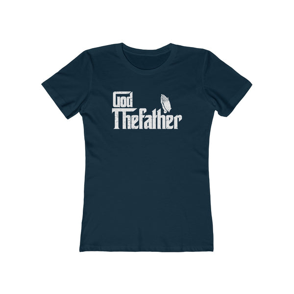 God Thefather Ladies T-Shirt