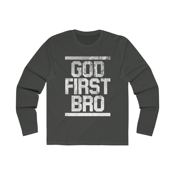God First Bro Long Sleeve