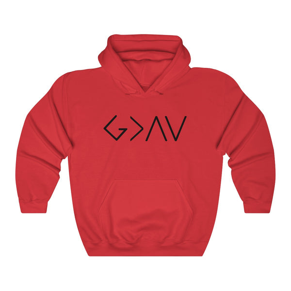 God Greater Than Highs & Lows Hoodie