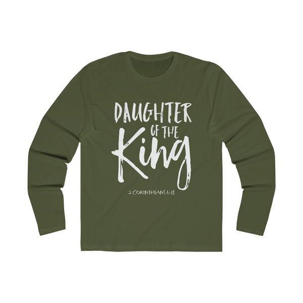 Daughter Of The King Long Sleeve