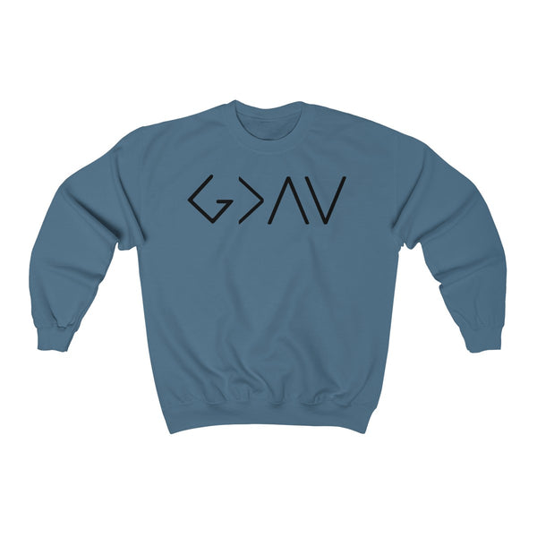 God Greater Than Highs & Lows Sweatshirt