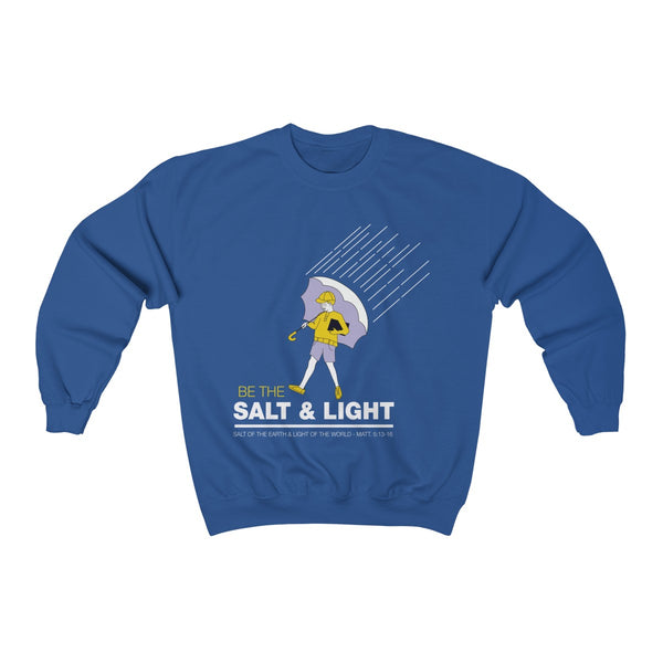 Salt and Light Sweatshirt