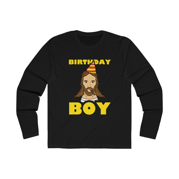 Birthday Boy  - Long Sleeve Shirts