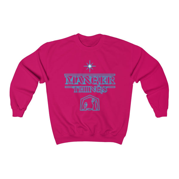 Manger Things Sweatshirt