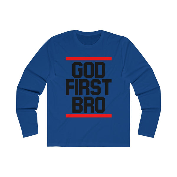 God_First_Bro Long Sleeve