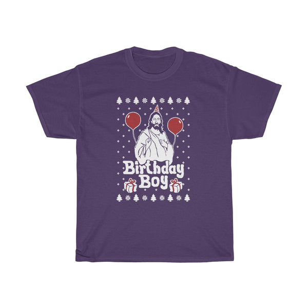 Birthday Boy Jesus T-Shirt